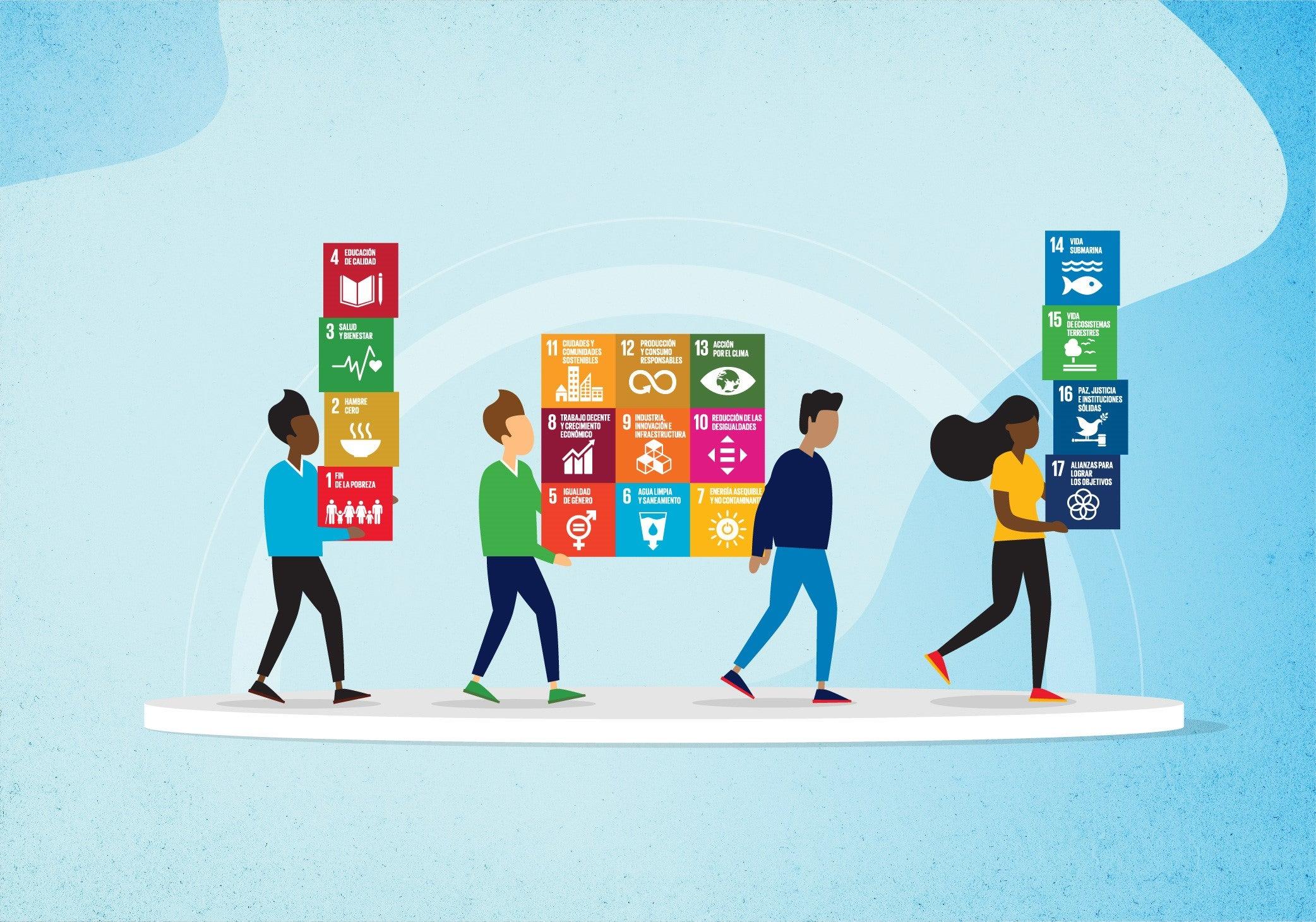 ODS para el sector privado