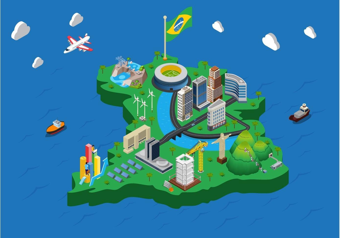 Building Big Brazil