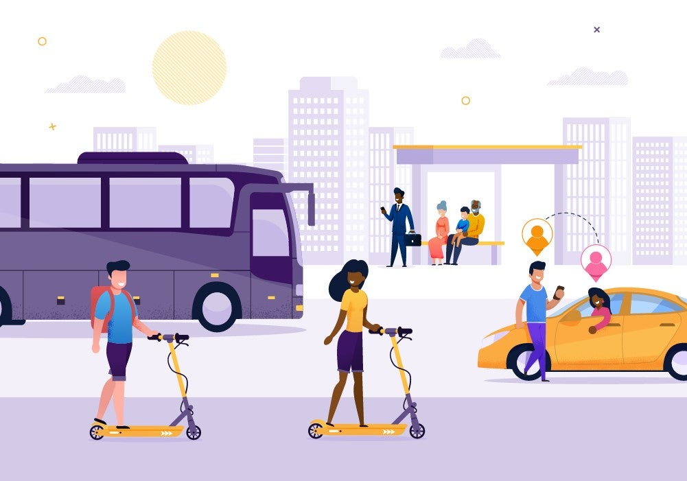 Investing in Urban Transport Means Improving People's Lives