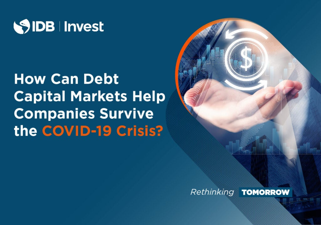 How Can Debt Capital Markets Help Companies Survive the COVID-19 Crisis?