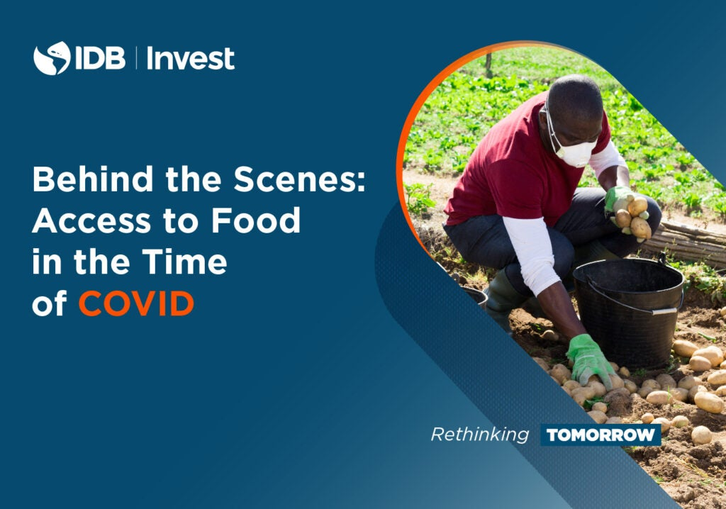 Behind the Scenes: Access to Food in the Time of COVID