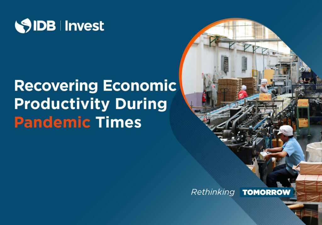 Recovering Economic Productivity During Pandemic Times