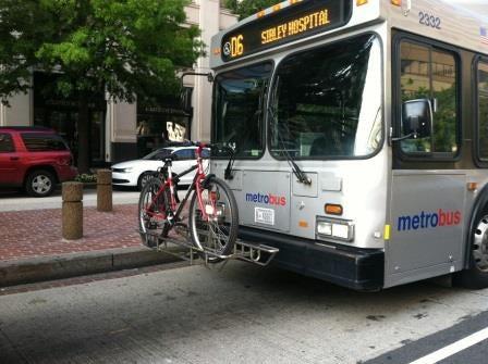 Como funciona o transporte público na capital dos EUA