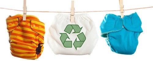 Fralda descartável ou de pano: qual delas polui mais?