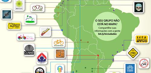 Ciclovias abertas da América Latina