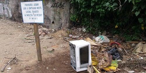 Como descartar eletrodomésticos e eletroeletrônicos?