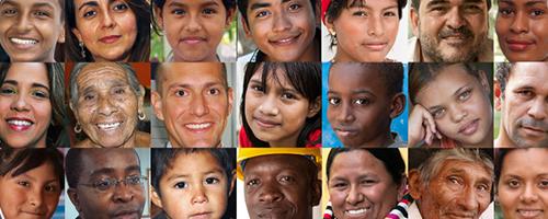 Como seria a América Latina e o Caribe se fossem apenas 100 pessoas?