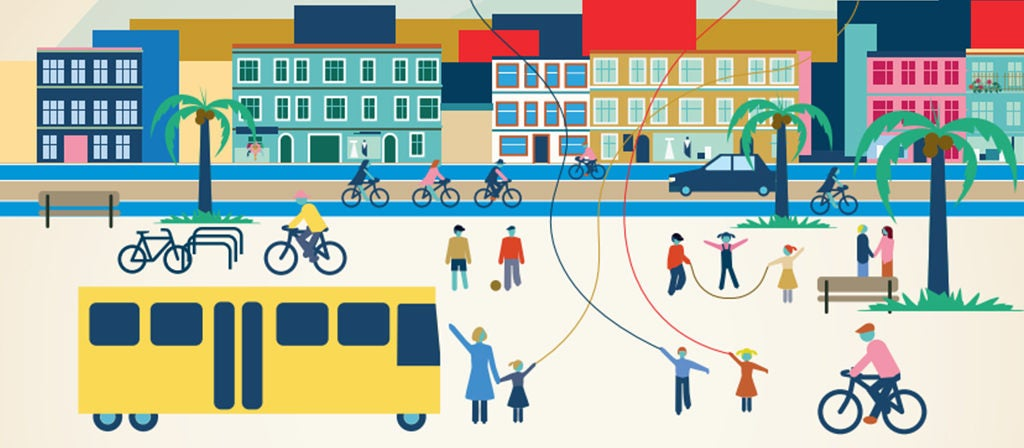 Tudo o que você sempre quis saber sobre cidades ciclo-inclusivas