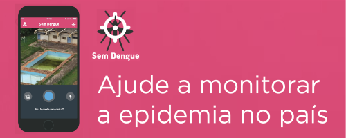 Sem dengue, zika e chikungunya através do crowdsourcing