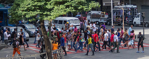 Mobicentro: como interferir no trânsito de uma grande cidade gastando pouco e obtendo ótimos resultados