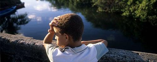 Como se melhorou a qualidade da água do rio São Domingos?