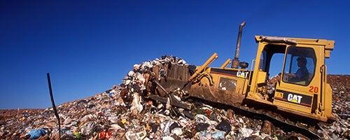 Chega de lixo sem destino