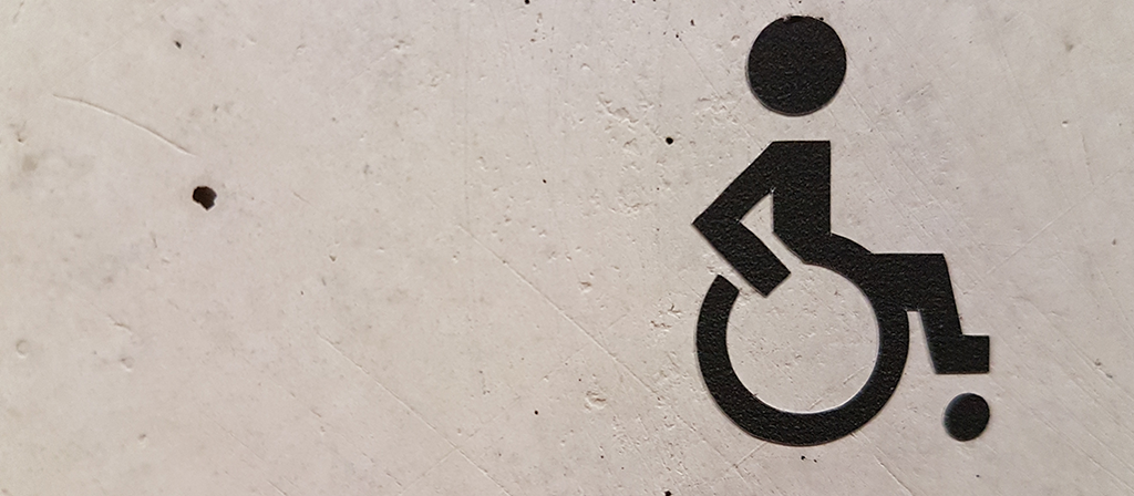 A deficiência não está nas pessoas, mas em todo o espaço físico. Parte 1