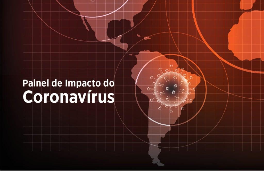 Painel de Impacto do Coronavírus: medindo os efeitos do distanciamento social sobre a mobilidade no Brasil e região