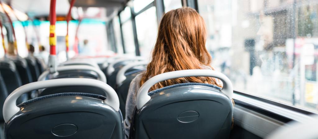 Coronavírus: medidas para proteger as mulheres no transporte público