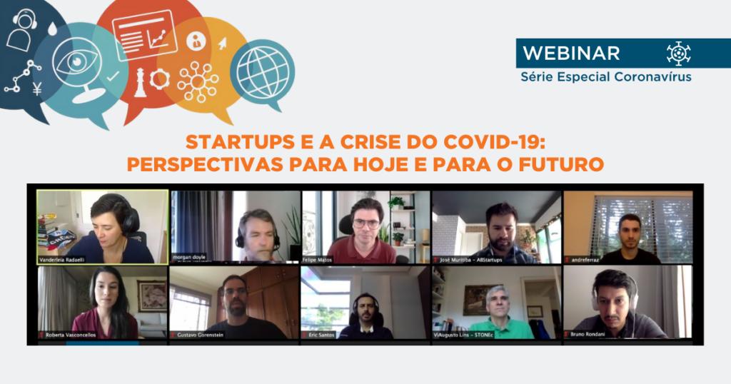 COVID-19: Startups mostram resiliência durante a crise, mas precisam de apoio