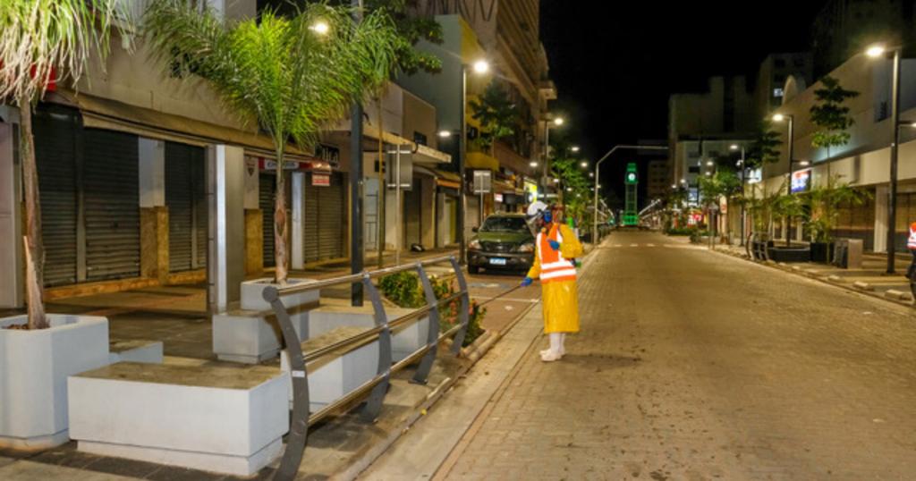 Obras e mobilidade em tempos de pandemia: o caso de Campo Grande