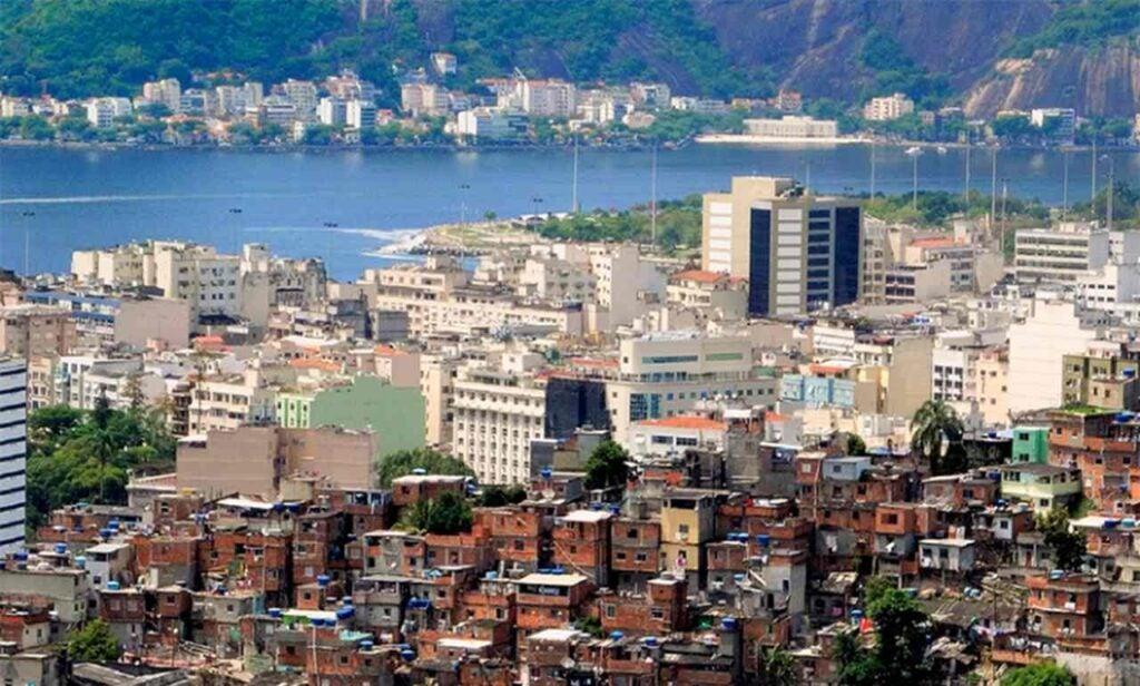 Favela no Brasil