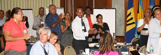 IDB's Third Annual Retreat of Caribbean Civil Society Groups