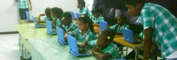 Rewiring primary education in Suriname