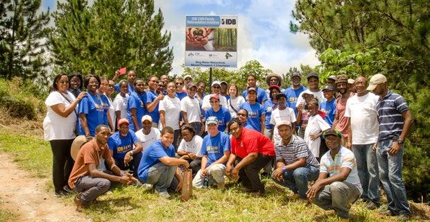 IDB Adopts Mount Prospect Hillside