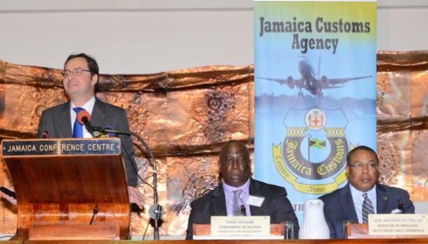 Jamaica Launches Authorized Economic Operator