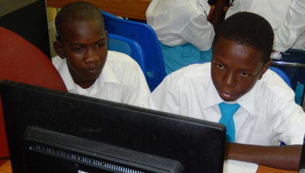 New Computer Labs Enrich Learning Prospects at Bahamian Schools