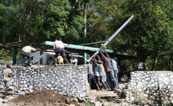 Lessons from Haiti on Using Sustainable Energy to Increase Access