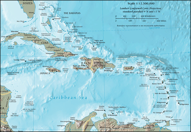 "What do you mean by ""Caribbean"" anyway? - Caribbean ..."