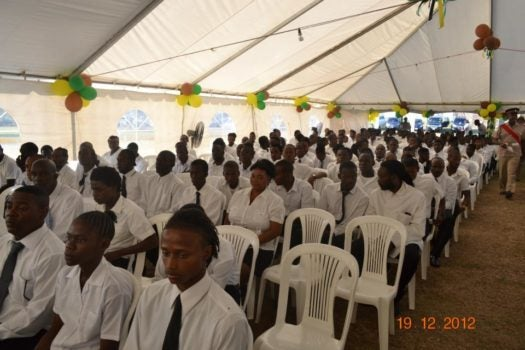 Jamaica Citizen Security and Justice Programme: Making A Difference