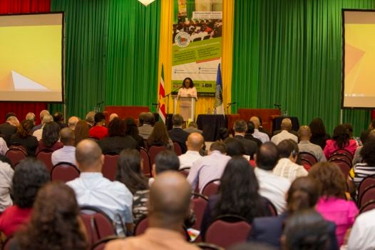 Made In Suriname: Conversations On Enhancing Competitiveness In Suriname