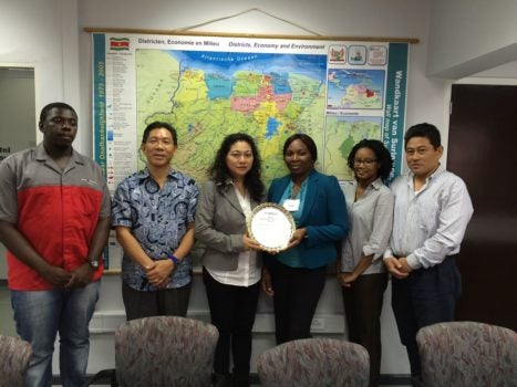 Suriname: Diversity an Inspiration for Creativity