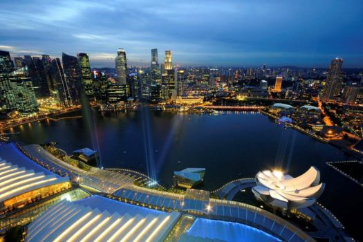 Singapore technological avant-garde and why Latin America and the Caribbean Region should start learning from it