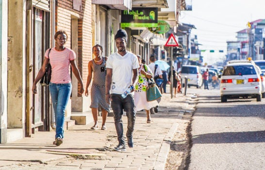 Building Sustainable Cities in the Caribbean: 3 lessons from Paramaribo