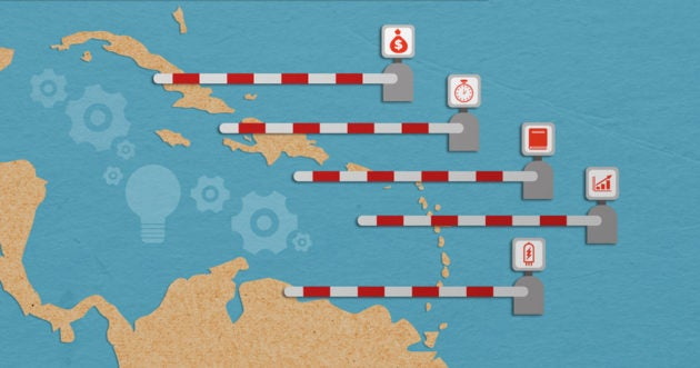 5 Obstacles to Overcome for a more Productive Caribbean