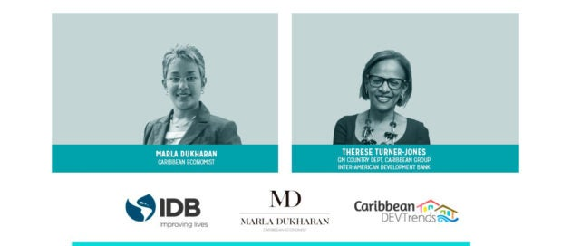 Webinar: The Caribbean in 2040: Let's Jump!
