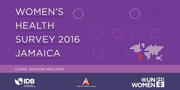 The Jamaica's Women's Health Survey is finally here!