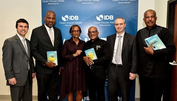 "Not Standing Still: Takeaways for Jamaica from the book ""Nurturing Institutions for a Resilient Caribbean"""