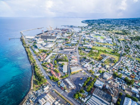 Caribbean Cities and the Sustainable Development Goals