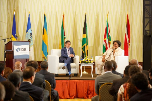 Caribbean potential takes center stage as Caribbean Governors meet