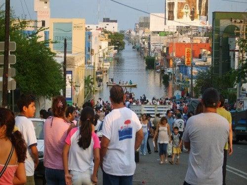 Desastres no naturales y sostenibilidad urbana
