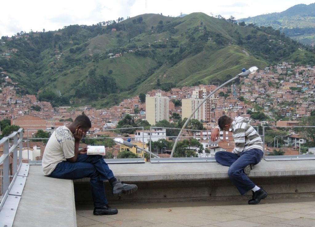 La Inversión Social en los Parques Biblioteca de Medellín