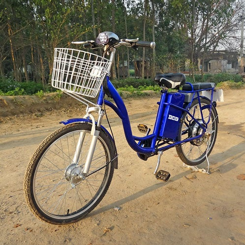 Electric Bikes in Latin America: A Sustainable Transport Alternative?