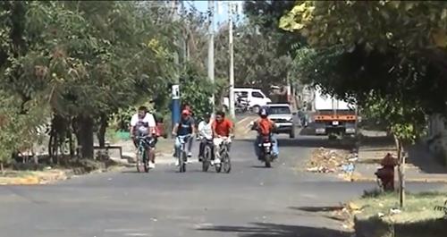 ¿Pueden los ciclistas liderar la urbanización del centro de Managua?