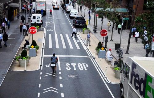 Visión Cero: Diseñando calles más seguras en Nueva York