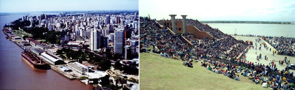 ¿Cómo Rosario logró aumentar su espacio verde de 2,5 a 11,6 m2?