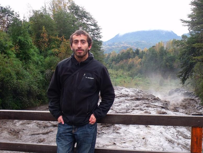 Personalidades Emergentes: una entrevista con Alvaro Palacios de Valdivia, Chile