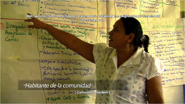 proceso participativo de elaboracion de plan de adaptacion climatica