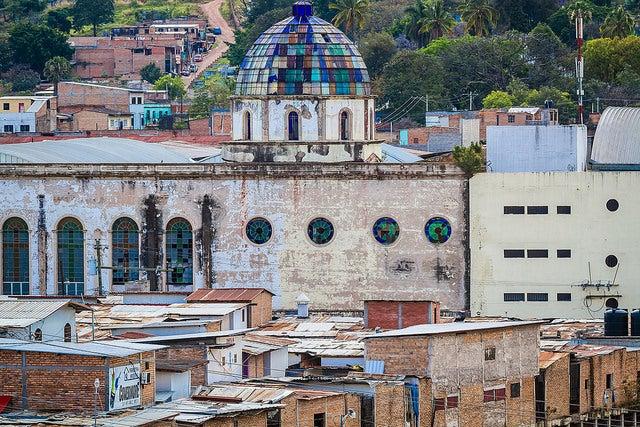 """Las ciudades """"malditas"""": el abandono de las ciudades de Centroamérica"""