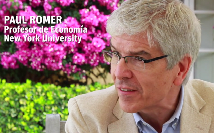 Sustainable cities: An Interview with Paul Romer from NYU